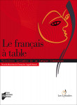 """Le français à table"", Presses universitaires de Rennes, 2017"