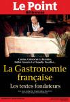 Le Point Références, gastronomie française, déc 2020-février 2021