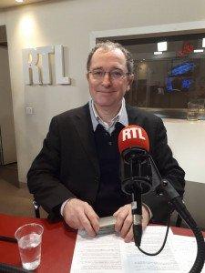 Patrick Rambourg, RTL, le 23-1-2018