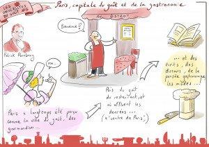 Anne Bernadi (1), Universités du Goût, Fermes de Gally, 13-4-19