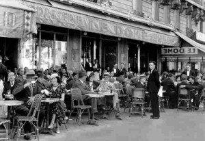 Le Dome Café Montparnasse